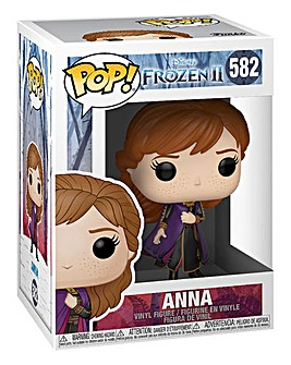POP! Figure Disney Frozen II - Anna