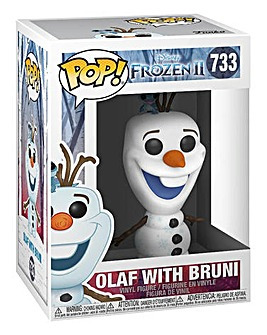 POP! Figure Disney Frozen II - Olaf
