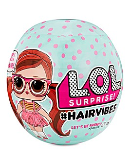 L.O.L. Surprise #Hairvibes Tots