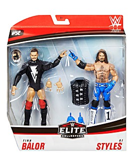 WWE Elite 2 Pack F.Balor & A.J. Styles