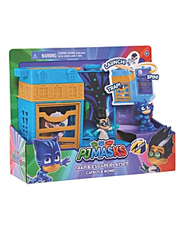 PJ Masks Nighttime Micros Playset
