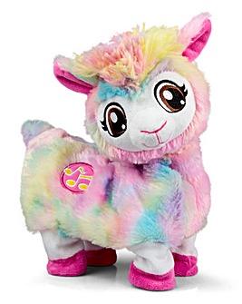 Rainbow Boppi Bootay Shakin Llama
