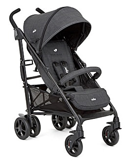 Joie Brisk LX Stroller Including Footmuff & Rain Cover - Pavement