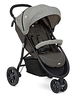 Joie LiteTrax 3-Wheel Jogger - Dark Pewter