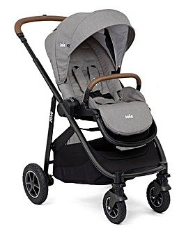 Joie Meet VersaTrax 2in1 Reversible Seat Unit Stroller - Gray Flannel