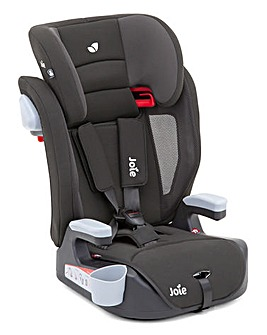 Joie Elevate Group 1/2/3 Car Seat - Two Tone Black