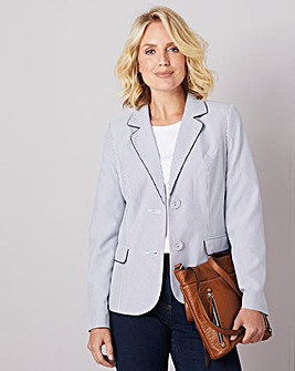 Julipa Stripe Blazer
