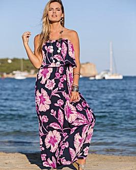 Together Hot Tropics Maxi Dress