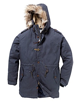 Label J Parka