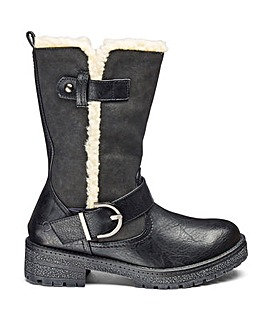 Heavenly Feet Mid Boots E Fit
