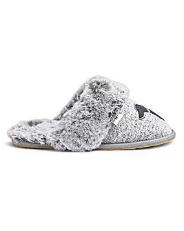 Lazy Dogz Dachshund Mule Slippers