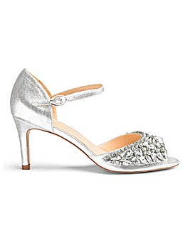 Joanna Hope Jewel Occasion Shoes E Fit