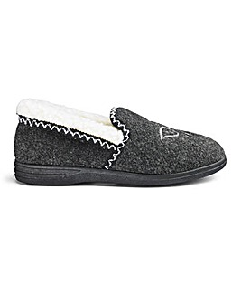 Cushion Walk Slippers EEE Fit