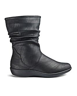 Cushion Walk Mid Boots E Fit
