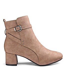 Flexi Sole Ankle Boots EEE Fit