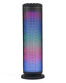 Intempo LED Bluetooth Tower Speaker