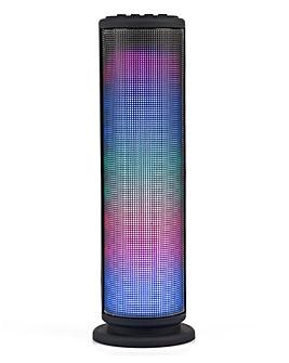 Intempo LED Bluetooth Tower Speaker