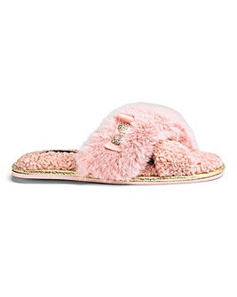 Pretty You Slider Slippers