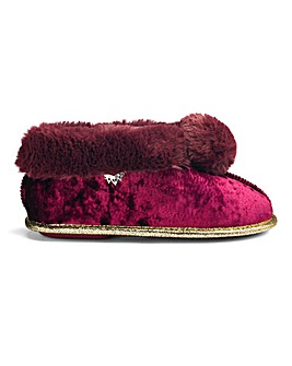 Pretty You Slipper Boots
