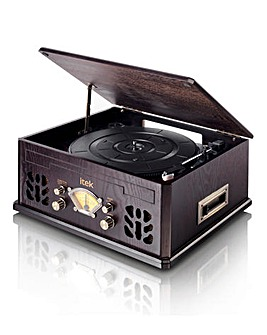 itek Antique Style Record Player
