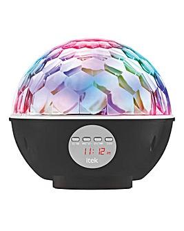 itek Bluetooth Discoball Speaker