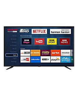 Sharp 55in 4K UHD Smart TV + Install