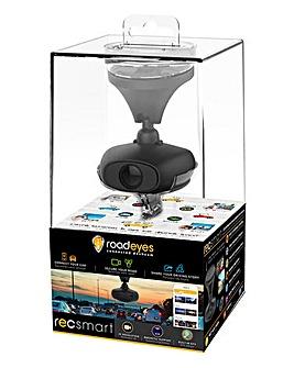 Roadeyes Rec Smart Connected Dashcam