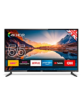 Cello C55SFS4K 55in Smart 4K UHD TV