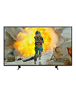 Panasonic 49in Smart 4K HDR TV + Ins