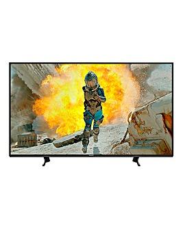 Panasonic 55in Smart 4K HDR TV + Ins