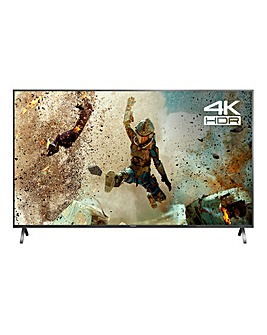 Panasonic 49inc Smart 4K HDR Slimline TV