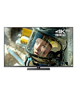 Panasonic 49in Smart 4K Pro HDR TV + Ins