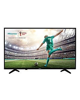 Hisense 43in HD Smart TV + Installation