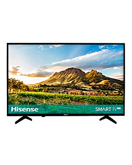 Hisense 50in 4K UHD Smart TV