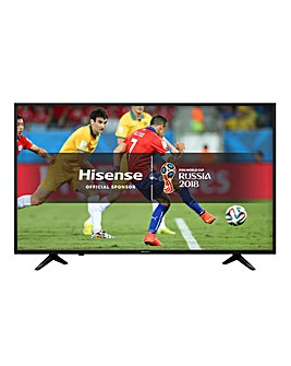 Hisense 55in 4K UHD Smart TV + Install