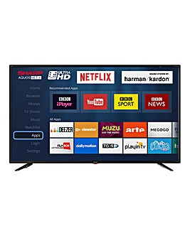 Sharp 40in 4K UHD Smart Freeview TV