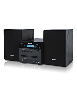 Sharp 30W DAB CD Micro System XL-B515D(B
