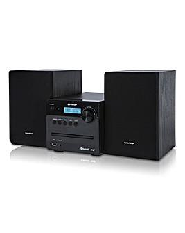 Sharp 30W DAB CD Micro System XL-B515D(B