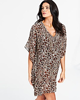 Together Jungle Minimalist Kaftan