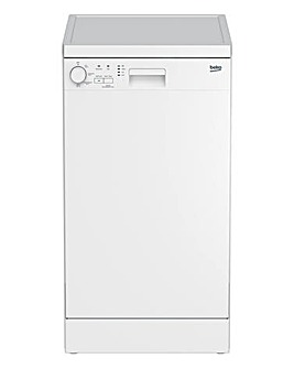Beko 10 Place Slimline Dishwasher
