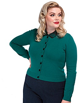 Collectif Millicent Slither Cardigan