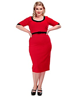 Collectif Freya Pencil Dress