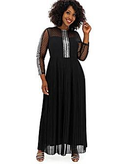 Lovedrobe Sequin Detail Maxi Dress