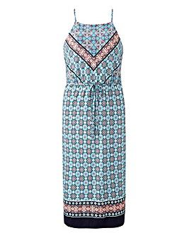 Oasis Square Neck Slip Dress
