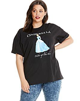 Cinderella T-Shirt by Daisy Street