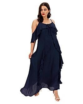 Glamorous Navy Maxi Dress