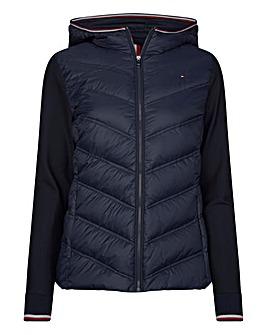 Tommy Hilfiger Bella Hybrid Down Jacket
