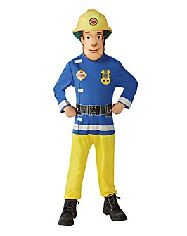 Fireman Sam Childs Costume