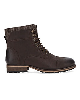 Joe Browns Rugged Worker Boot Extra Wide