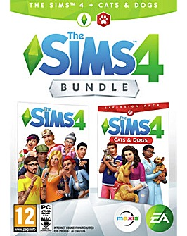 The Sims 4 with Cats and Dogs PC Game